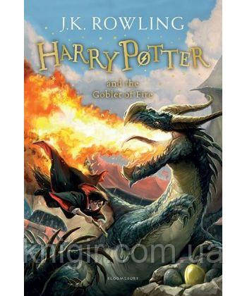 Harry Potter and the Goblet of Fire (мягк) Кн4