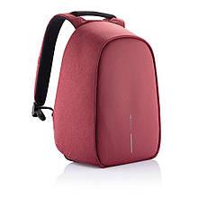 Рюкзак городской с защитой антивор XD Design Bobby Hero. Red