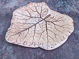 Тарілка Лист велика, фото 2