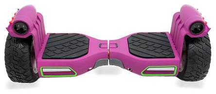 Гироборд - внедорожник Kiwano 8.5 (розовый), фото 2