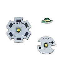 Високопотужний світлодіод T6-3W CREE 20мм Білий