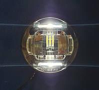 Противотуманные LED фары Nissan Qashqai, фото 1