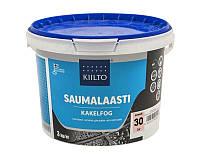 Затирка цементная KIILTO KESTO для швов плитки, №30 - бежевая, 3кг