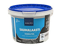 Затирка цементная KIILTO KESTO для швов плитки, №79 - пастельно-синяя, 3кг