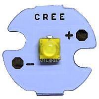 Високопотужний світлодіод T6-5W CREE 16мм Білий