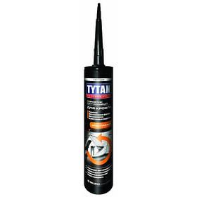 Герметик покрівельний каучуковий Tytan чорний 310 мл