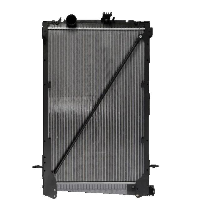 Радіатор охолодження daf 85 cf 02 - з рамою
