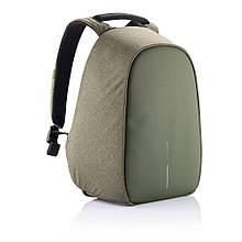 Рюкзак городской с защитой антивор XD Design Bobby Hero. Green