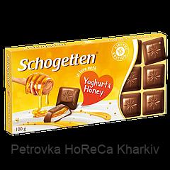 Шоколад Schogetten YOGHURT&HONEY (Йогурт/Мед) 100 г 1ящ/15шт