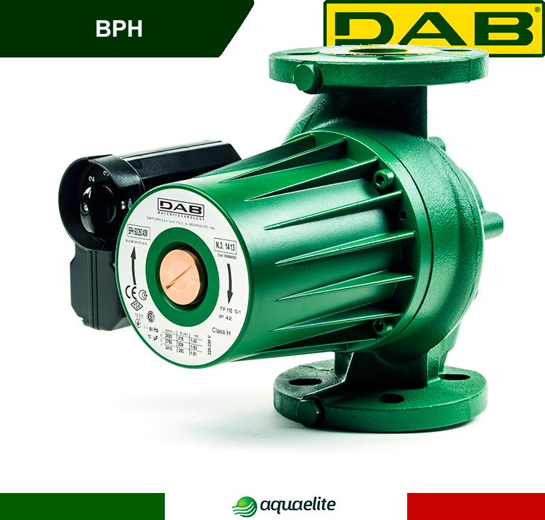 Фланцеві насоси DAB для систем опалення Dab BMH 30/280.50 T