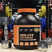 Изолят (1,5кг) Быстрое наращивание мускульной массы без создания излишнего скопления жиров