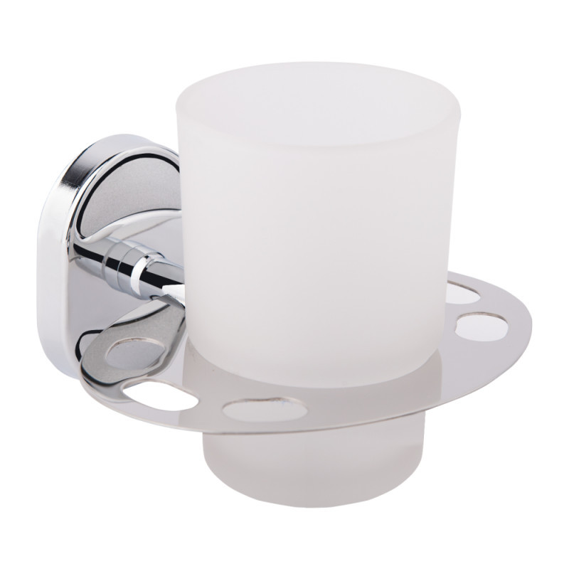 Стакан Lidz (CRG)-114.04.03 с держателем зубных щеток