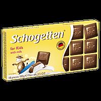 Шоколад Schogetten for KIDS (Детский) 1ящ/15шт