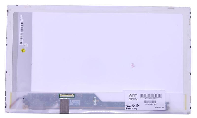 """Матрица для ноутбука 15,6"""", Normal (стандарт), 40 pin (снизу слева), 1366x768, Светодиодная (LED), без крепления, глянцевая, LG-Philips (LG),"""