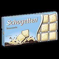 Шоколад Schogetten STRACCIATELLA (Пломбир) 1ящ/15шт