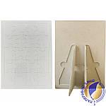 Заготовка пазла в рамке на вертикальной подставке  ( 20 эл.), фото 2