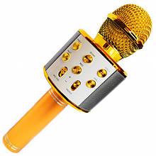 Микрофон Караоке Wster Bluetooth WS-858