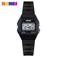 SKMEI 1460 черные детские спортивные часы, фото 1