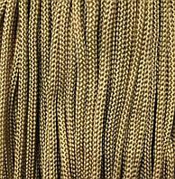 Вішалка для одягу з наповнювачем 5мм кол кавовий (уп 100м) Ф