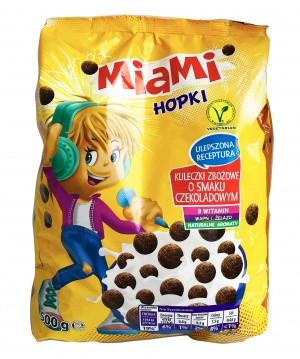 Кульки шоколадні Miami Hopki 500 гр.
