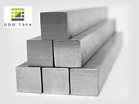 Алюминиевый квадрат 40 мм 6082 Т6 профиль квадратный пруток АД35Т 40х40 мм