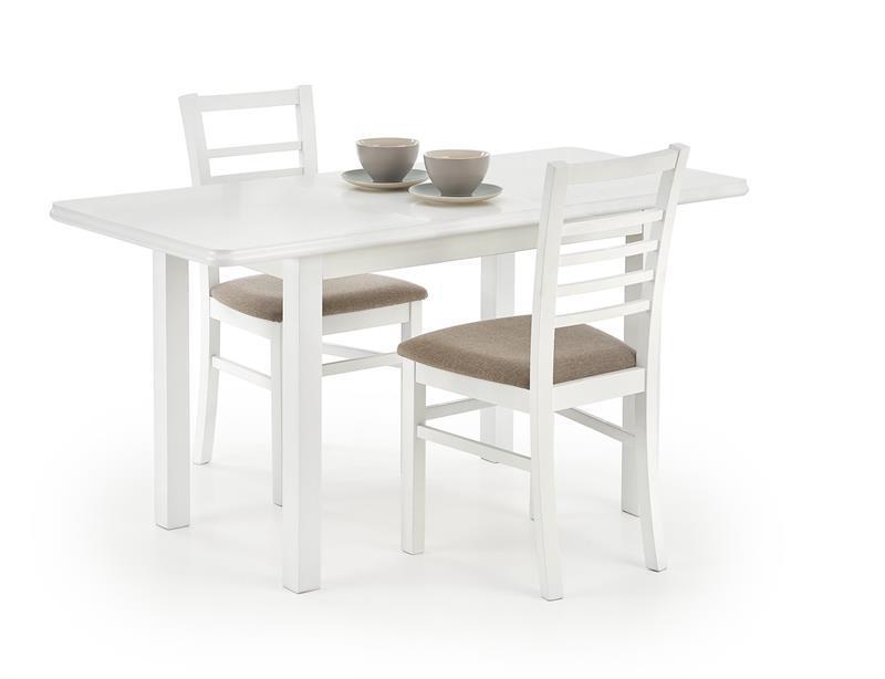 Стол обеденный Dinner 120*158 Белый (Halmar ТМ)