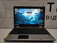 HP ProBook 6550b 15.6 / i5-520m 4x2.4Ghz / 4GB DDR 3 / 160GB HDD / Intel HD Graphics for Previous Generation, фото 1