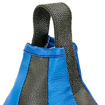 Мешок боксерский Шлемовидный Кирза h-75см 10кг BOXER 1005-02, фото 2
