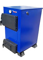 Твердотопливный котел Эталон 12 кВт без плиты