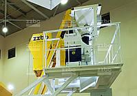 Одновальный бетоносмеситель БП-1Г-500с