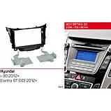Переходная рамка ACV Hyundai i-30, Elantra GT (381143-32), фото 4