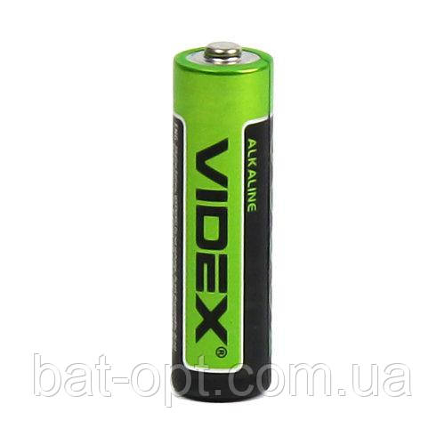Батарейка щелочная Videx Alkaline LR6 AA пальчиковая (миниблистер)
