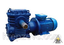 Мотор-редуктор МЧ-160 на 180 об./мин.