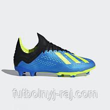 Бутсы adidas X 18.1 FG DB2428