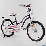 Велосипед двухколесный детский Corso T 18 дюймов (5-7 лет) Пром, фото 2