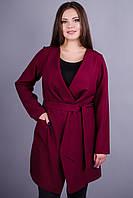 Универсальный женский кардиган больших размеров 52 54 56 58-60 62-64