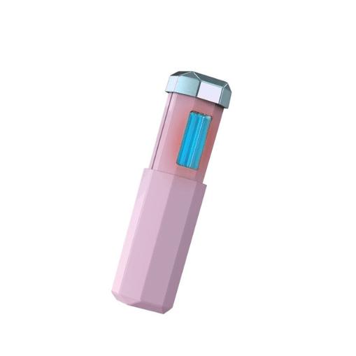 Бактерицидная лампа Colimida ультрафиолетовая портативная для дезинфекции - Розовый