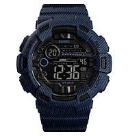 Skmei 1472 Champion джинс чоловічі спортивні годинник, фото 1