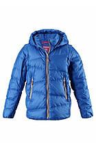 Зимняя пуховая куртка - жилетка для мальчика Reima Martti 531345-6680. Размеры 152 и 158.