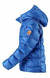 Зимняя пуховая куртка - жилетка для мальчика Reima Martti 531345-6680. Размеры 128 - 158., фото 2