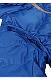 Зимняя пуховая куртка - жилетка для мальчика Reima Martti 531345-6680. Размеры 128 - 158., фото 3