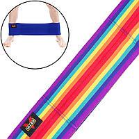 Ленточный эспандер для приседаний BC-1828-60 разноцветная