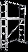 Поміст-драбина універсальна багатоцільова 2 х 6 ступенів