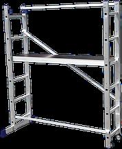 Сходи-поміст універсальна багатоцільова 2 х 7 ступенів