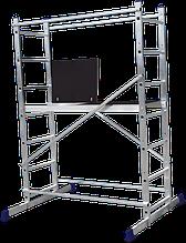 Вишка-тура будівельна алюмінієва робоча висота 3.0 (м)