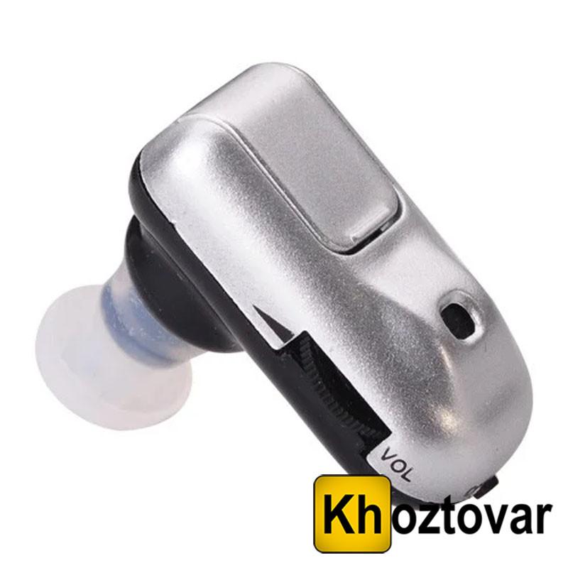 Слуховий апарат з підсилювачем звуку Micro Plus