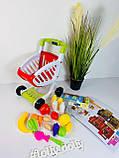 Дитячий візок з продуктами 922-75 музична, фото 2
