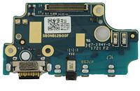 Шлейф для Nokia 8 Dual Sim (TA-1004/TA-1012), с разьемом зарядки, с микрофоном, Type-с