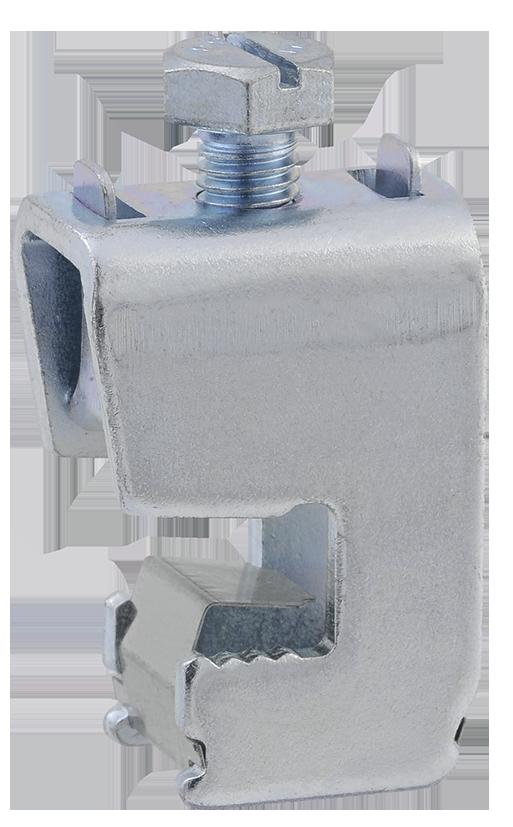 Зажим шинный (терминал) ЗШИ 35-70 мм2 для шины 5 мм IEK