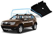 Защита двигателя Dacia Duster 2010-2020